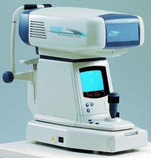 Nidek 610 (automatisches Sehtestgerät)